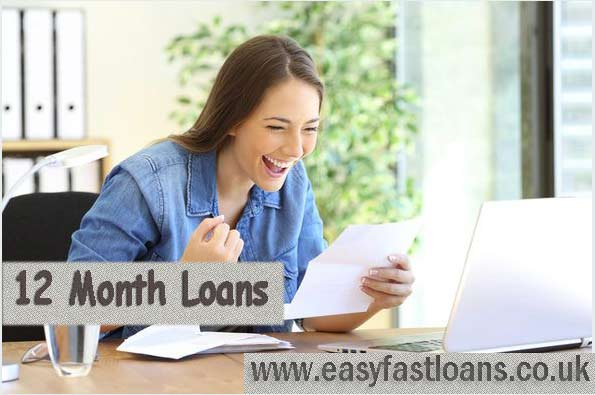 12 Month loans