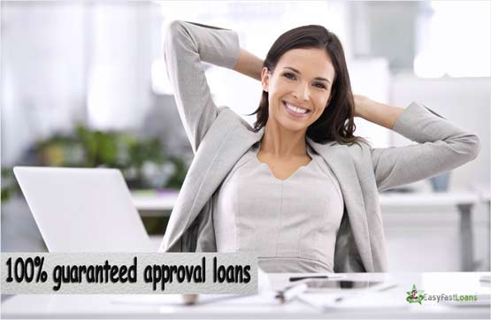 Guaranteed loans for bad credit: Easy fast Loans up to £20,000