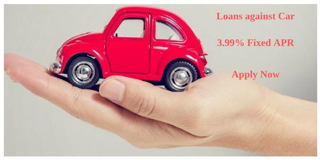 Loans against Car
