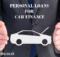 Personal loan for Car finance