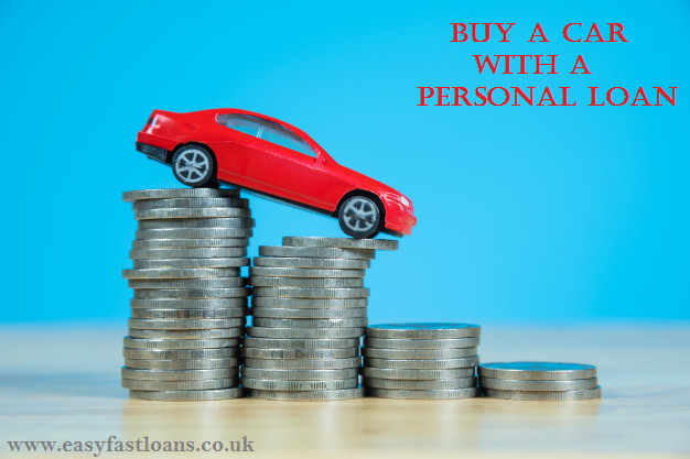 personal loans for car finance