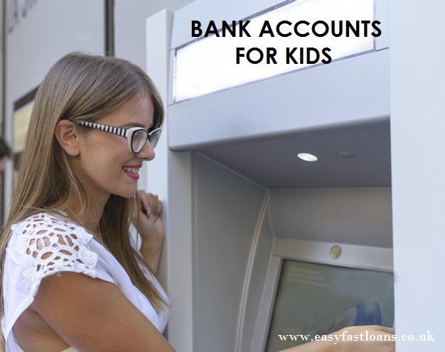 kids bank account