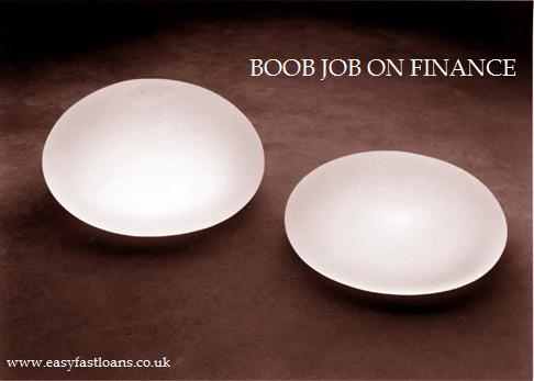boob job finance