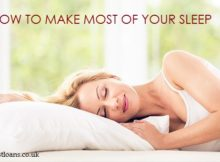 make most of your sleep