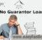 non guarantor loans
